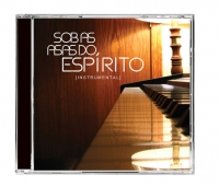 "CD ""Sob as asas do espírito"" Instrumental"