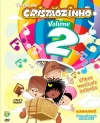 "DVD "" Karaokê Turma do Cristaozinho Vol 02 ''"