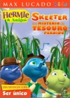 DVD Hermie - Skeeter e o Mistério do Tesouro Periddo